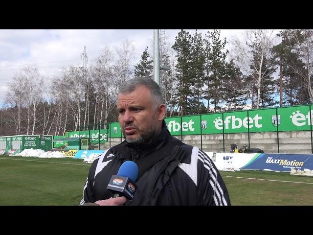 YouSofia TV: Интервю с Георги Бачев, треньор на Пирин (Бл) – ветерани