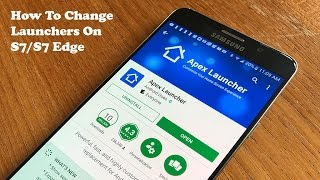 How To Change Launcher On Galaxy S7/S7 Edge/Note 5 - Fliptroniks.com