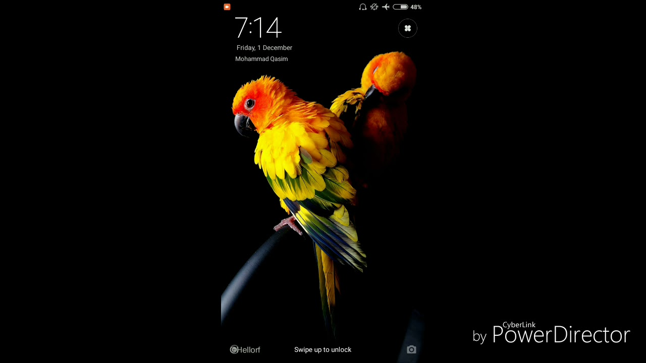 How to change lock screen wallpaper when you unlock phone (all xiaomi phone  only)