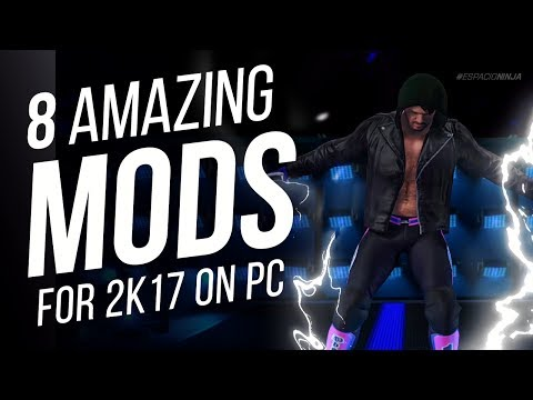 8 Amazing Mods for 2K17 on PC!