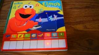 elmo s piano sesame street play a song sound story music learn songs kids toy