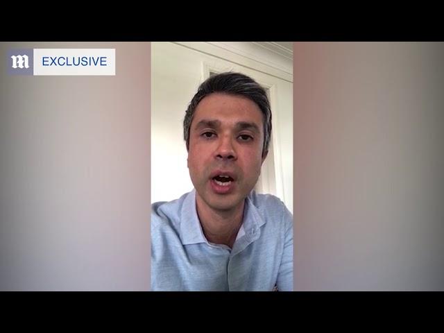 Dr Aseem Malhotra slams professor who claimed coconut oil is POISON