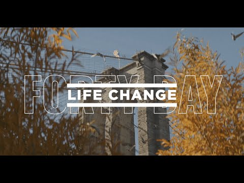 Change your life in 40 days