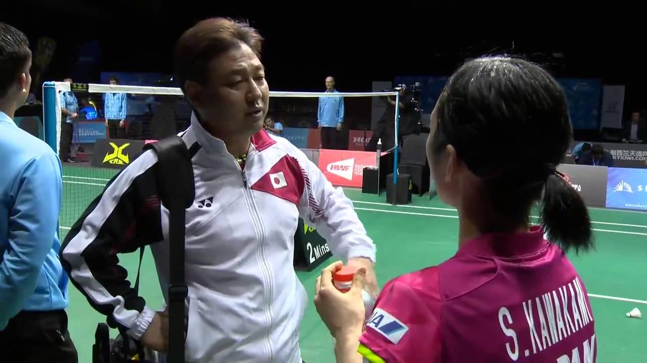 He Bing Jiao vs Saena Kawakami