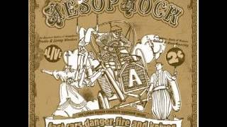 Aesop Rock - fast cars, danger, fire and knives EP [Full Album]