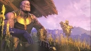 WHY Thanos Didn't Double Resources Instead Of KILLING Half The Universe - Avengers Endgame
