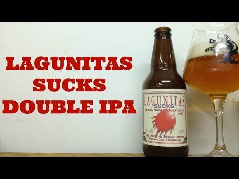 Lagunitas Sucks DIPA Review - Ep. #556