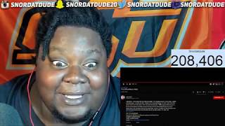 THE NEXT RAP STAR OUT OF BROWARD COUNTY (KODAK CO- SIGN) REACTION!!!