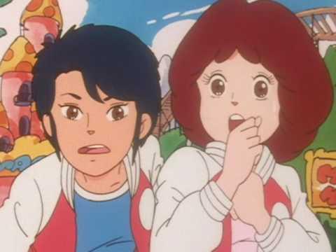 「ミコちゃんあやうしパニックコースター」