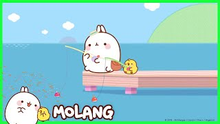 Molang - The Fishing Trip | Cartoon for kids