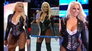 Maryse Ouellet 9.7.2016 (Smackdown)