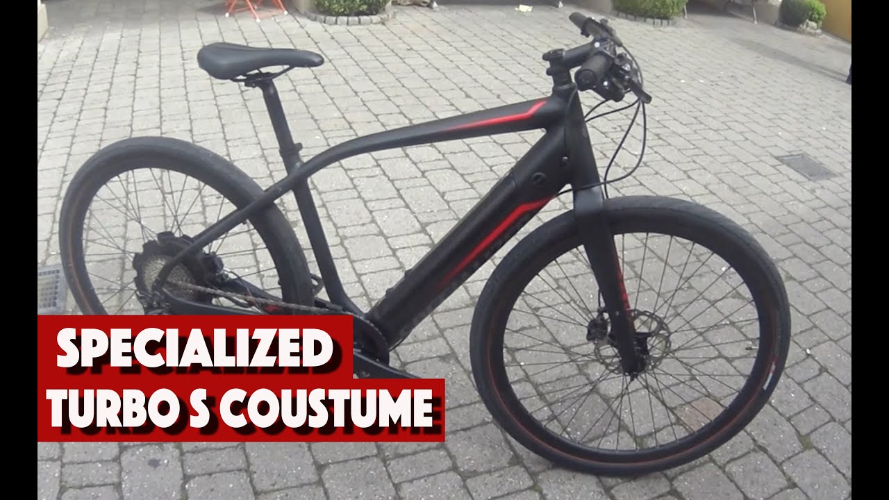 specialized turbo s coustume 52 kmh s pedelec 2107 worlds best ebike youtube. Black Bedroom Furniture Sets. Home Design Ideas
