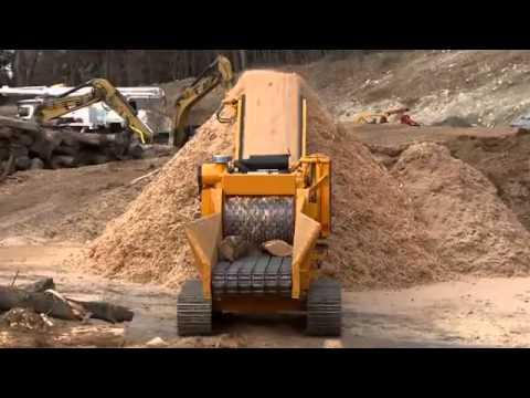 CBI 6800B Wood Grinder