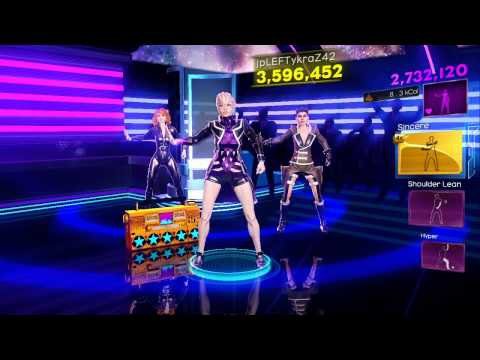 Dance Central 3 - Better Off Alone (Hard) - Alice Deejay - *FLAWLESS*