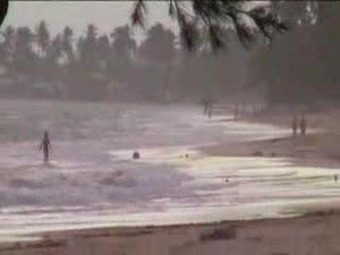Tropical storm Olga departs Punta Cana