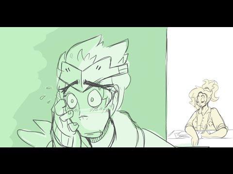 Love Sick [Overwatch Comic] (ft James Dijit)