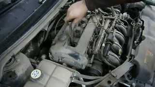 Ford Focus 2 - замена свечей зажигания.(, 2015-01-18T10:36:33.000Z)