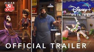 PIXAR POPCORN | Disney+ Trailer | Official Disney UK