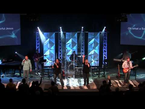 """Blessed Assurance"" by Cornerstone Worship LIVE"