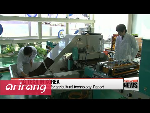 S. Korea ranks fifth for agricultural technology