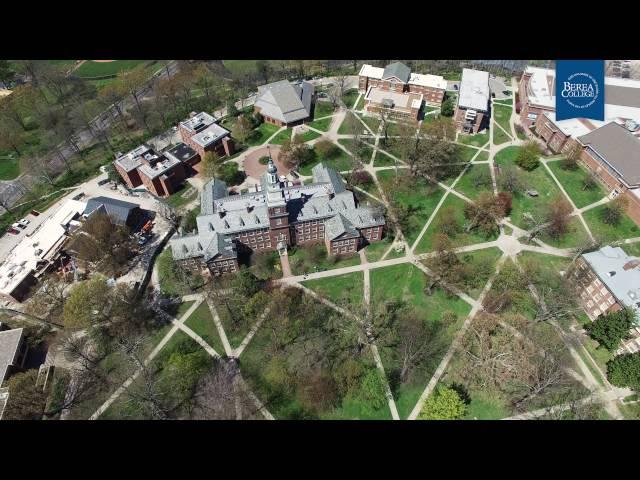 Aerial Campus Visit