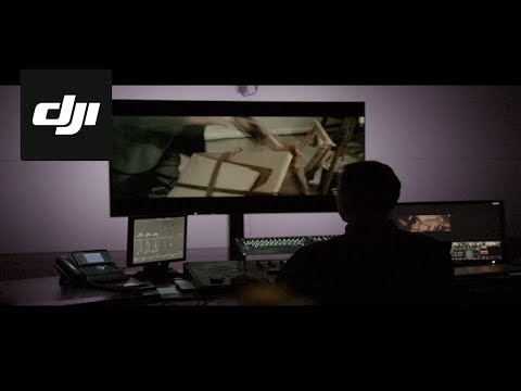 DJI – Inspire 2 – Behind the Scenes – Post-Production Workflow
