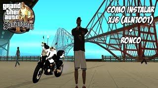 GTA San Andreas - COMO INSTALAR A XJ6 + RONCO