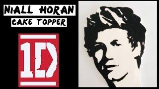 1D Niall Horan Topper! (Hoe te maken)