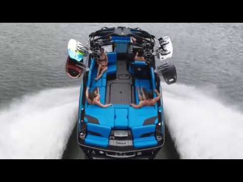 The 2020 Malibu Wakesetter 24 Mxz Youtube