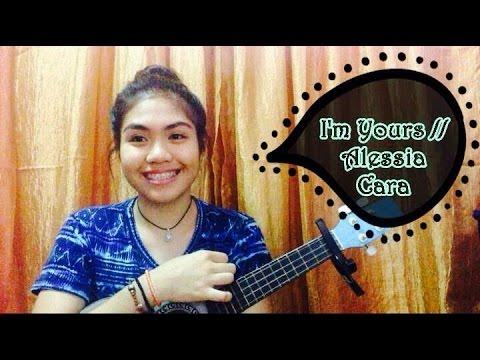 I'm Yours - Alessia Cara (ukulele cover)