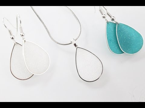 Resin jewelry tutorial open bezel technique with artresin youtube resin jewelry tutorial open bezel technique with artresin aloadofball Gallery