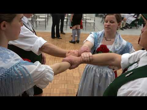 Dance Workshop - 5th West Bezirksfest - 2018 - Leavenworth, WA