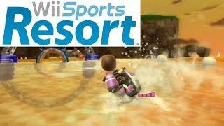 Wii Sports Resort - Motomarine (jet ski)