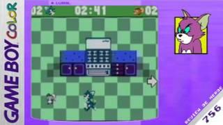 Review de merde #756 : Tom & Jerry - Mousehunt [Game Boy Color]
