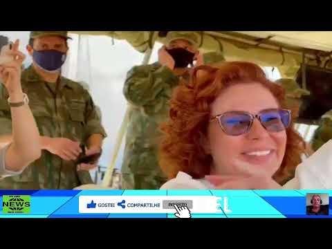 Operação Formosa: Forças Armadas realizam demonstração simulada de operação militar