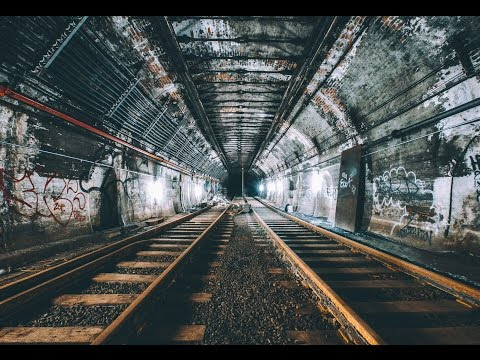 Inside North Americas Oldest Subway Tunnel