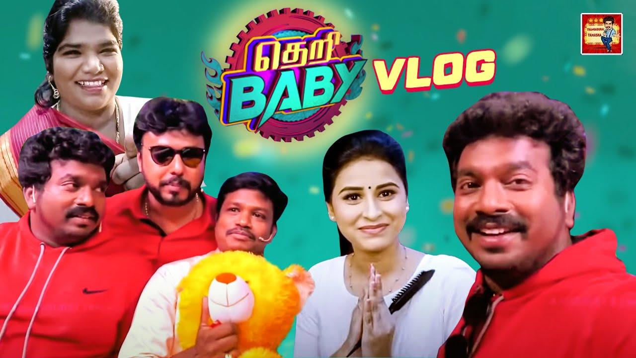 Comedy Raja Kalakkal Rani New  Vlog with Dharsha   Rithika   Manimegalai   Raksan