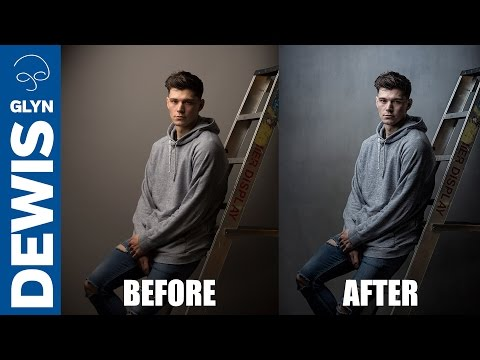 Complete Lightroom and Photoshop Portrait Retouching Tutorial