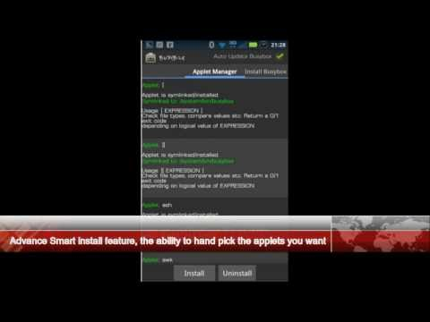 BusyBox Pro v13 ROOT FULL VERSION Android