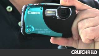 Canon PowerShot D20 Tough-Style Waterproof Camera Review | Crutchfield Video