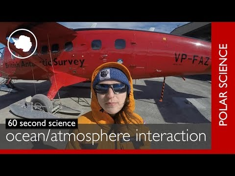 Polar Science in 60 seconds: Science from the sky