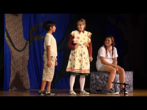 Missoula Children's Theater 2014 - Hansel & Gretel - Part 1