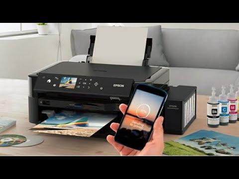 Как подключить и настроить принтер Epson L3070