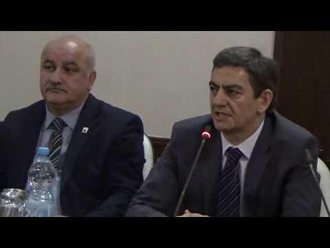 Əli Kərimlinin Elçi Bəy haqqında kitabın təqdimatında çıxışı