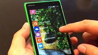 Nokia X2 : Hands On Software Nokia X 2.1