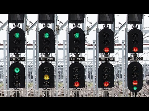 NSW Double Colour Light Signalling - Explained!