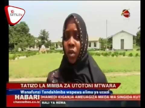Tatizo La Mimba Kwa Wanafunzi Mtwara
