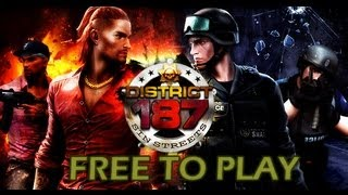 District 187 - Gameplay Pc - Gratis en Steam - HD