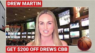 Final Four All Access Pass from Drew Martin