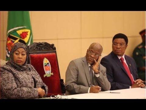 BREAKING: Ripoti ya Pili ya Mchanga wa Madini yatua kwa JPM